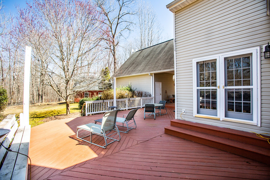 Image for 3 BR/3.5 BA Home w/Outbuildings & Pool on 10 +/- Acre Estate Lot in Rapidan Forest--Louisa County, VA  ONLINE ONLY BIDDING!!