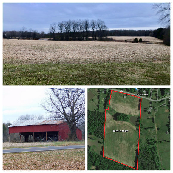 Image for 28.6 +/- Acres of Open Land w/Barn & Pond and Up to 3 Potential Division Rights--Fauquier County, VA