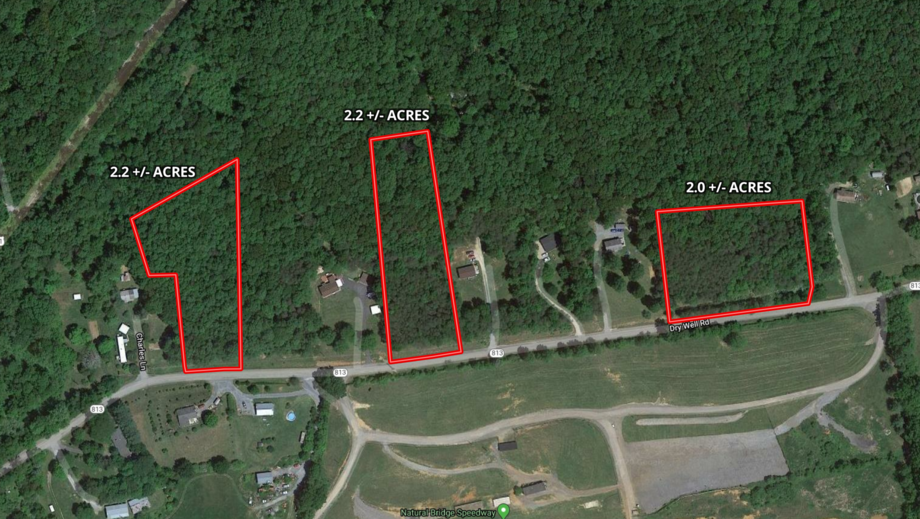 Image for 2.1 +/- Acre Wooded Lot in Rockbridge County, VA--ONLINE ONLY BIDDING!!