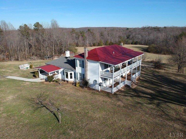 35 Acre Farm near Concord