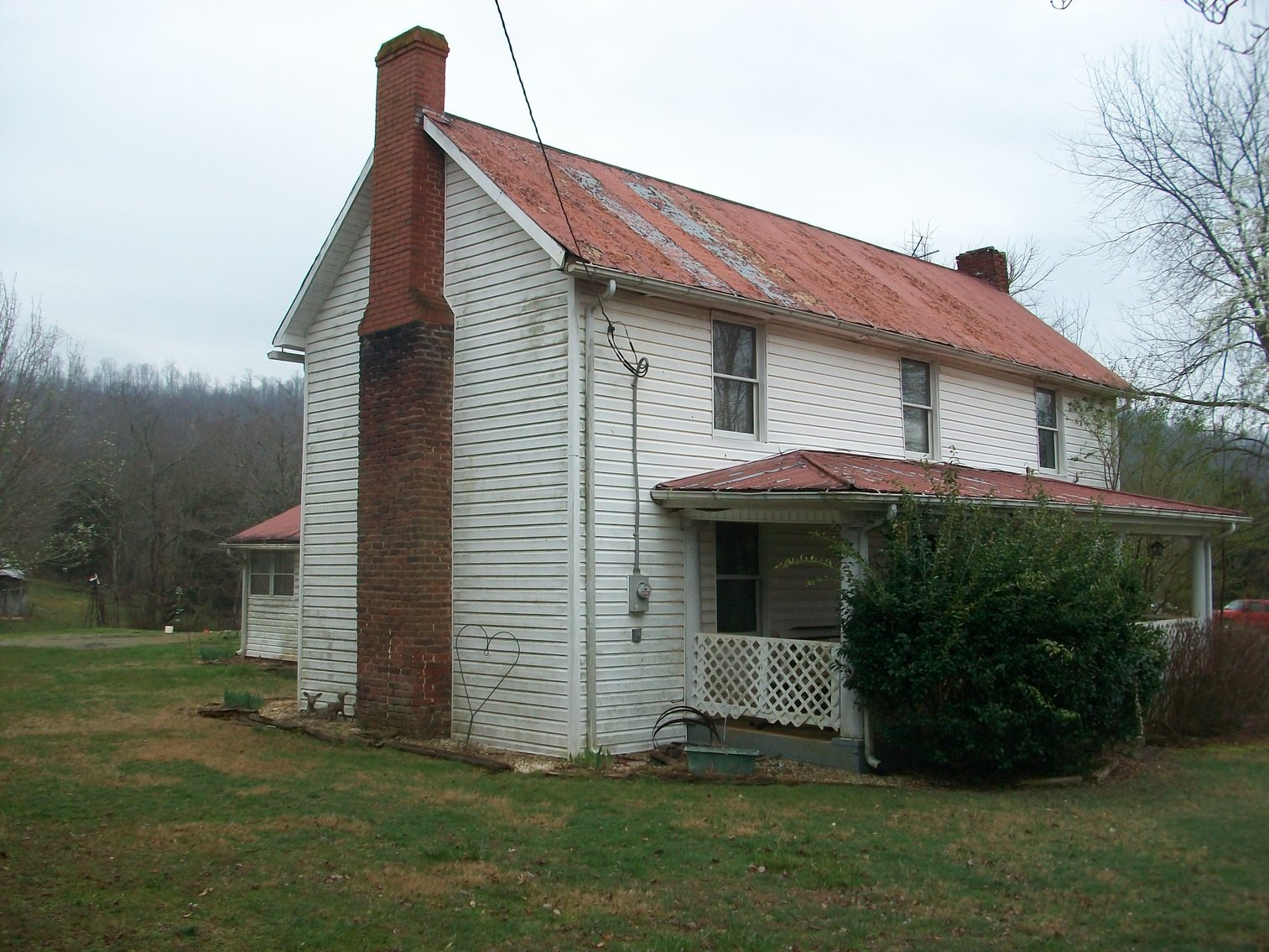 Image for ABSOLUTE TRUSTEE AUCTION: 21± Acres, Outbuildings, House (Franklin County, VA)