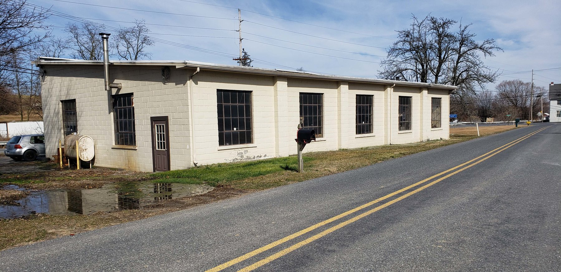 Commercial Real Estate Private Showings - By Appointment Only | 8408 Kistler Valley Road, New Tripoli, PA 18066 | July 19 and 23, 2020