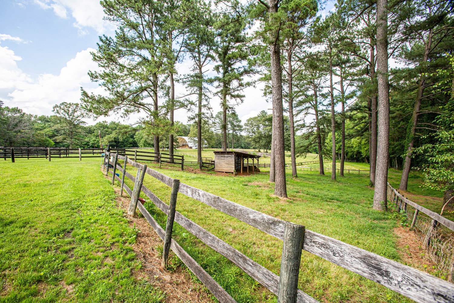 Image for 3 BR/2.5 BA Home w/13 Stall Barn, Outbuildings & Greenhouse on 5.47 +/- Acres in Orange County, VA