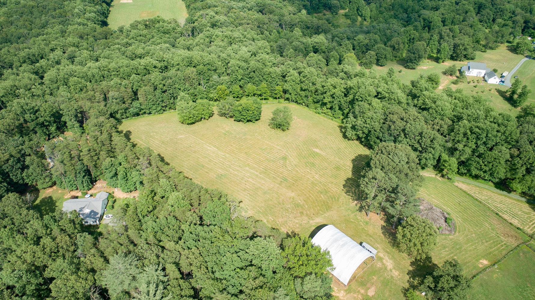 Image for 2.1 +/- Acre Wooded Building Lot in Orange County, VA