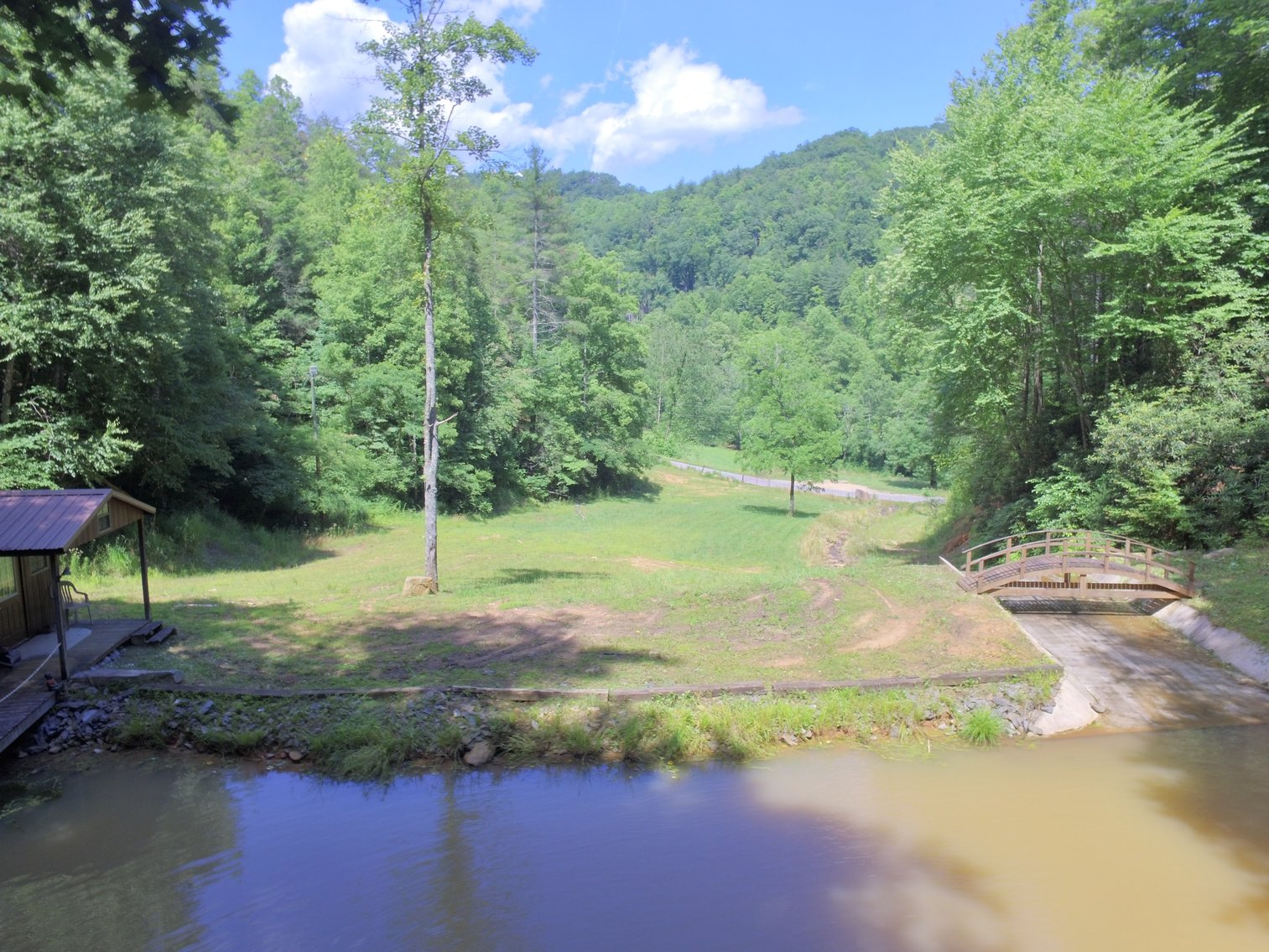 89.1 Acres off Sheets Gap Road in Wilkes County, NC