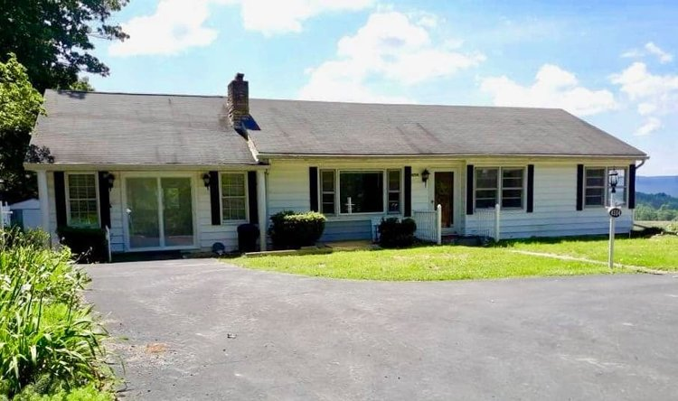 Coming soon!  Online Only Reserve Real Estate Auction!  4554 Martinsburg Road!