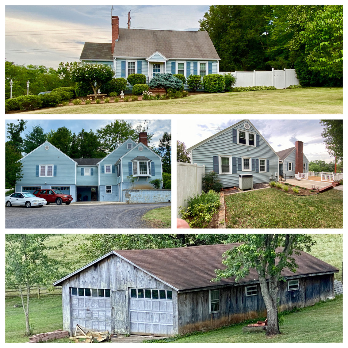 Image for 3 BR/2 BA Home w/Detached Shop/Garage on 1.8 +/- Acres in the Town of Orange, VA