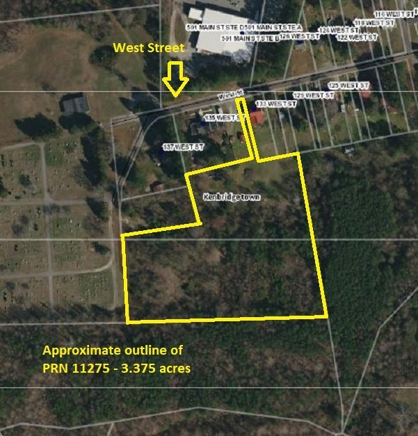 Image for 2 Lots - 3.203 +/- acre lot (Tax Map:  035A6-0A-0-41; Deed Book:  267-76)  and .73 +/- acre lot (Tax Map:  035A6-0A-0-40; Deed Book:  267-76).
