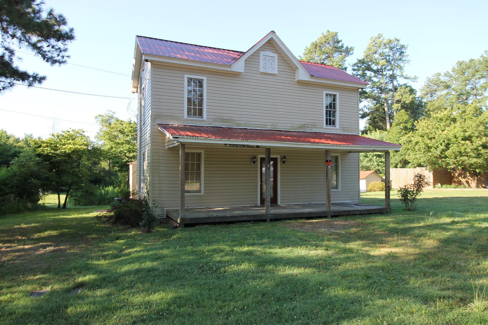 Image for Home - 3 BR/1 BA home on .3 +/- acre lot in Town of Kenbridge, VA