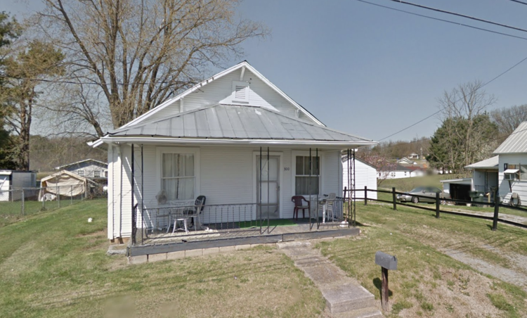 ABSOLUTE AUCTION * 2 BEDROOM-1 BATH HOME * JULY 9