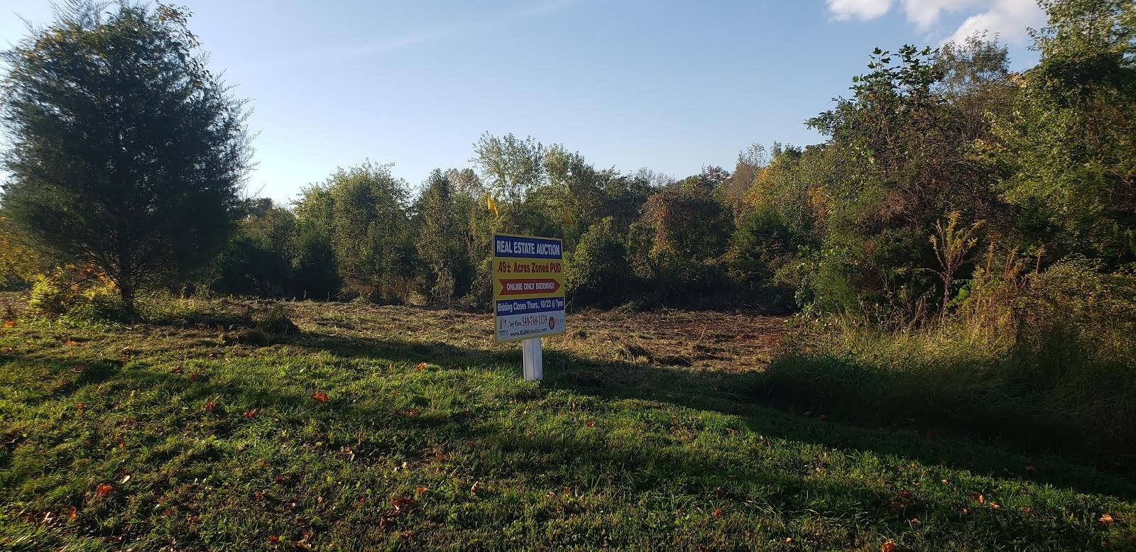 Image for .4974 +/- Acres in the Planned Unit Development District of Warrenton, VA (Fauquier County)--ONLINE ONLY BIDDING!!