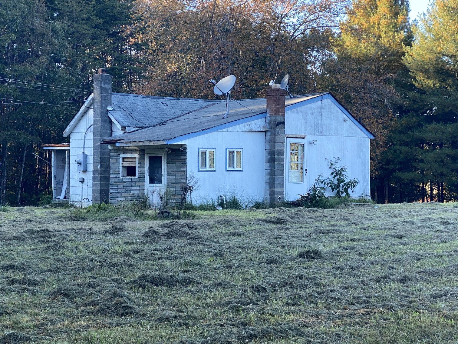 Image for 2.7 +/- Acre Building Lot w/2 BR Dwelling (In Need of Repair) in Orange County, VA --ONLINE ONLY BIDDING!!