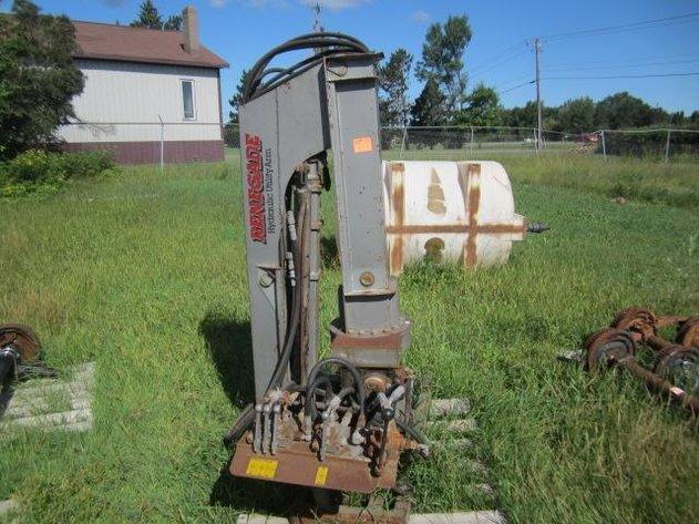 HERMANTOWN ONLINE AUCTIONS: CONTRUCTION EQUIPMENT, SUPPLIES AND PARTS ONLINE AUCTION - CLOSED!