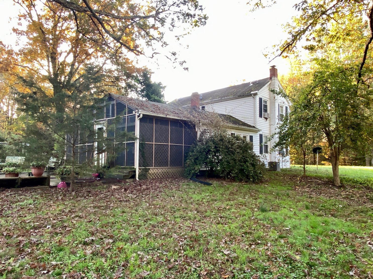 Image for 55.16 +/- Acres of Desirable Land Fronting Smith Station Rd. w/3 BR Home & Outbuildings in Spotsylvania County, VA--SELLING to the HIGHEST BIDDER!!