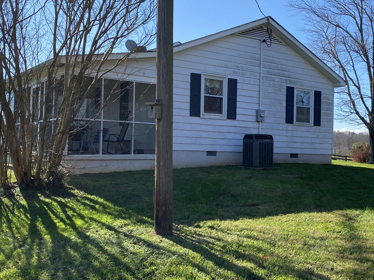 Image for 3 BR/2 BA Home w/Detached 2 Bay Shop/Garage on 2.2 +/- Acres in Madison County, VA--SELLING to the HIGHEST BIDDER!!