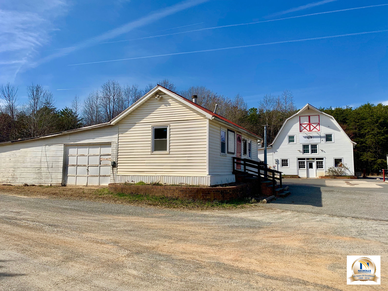 Image for Commercial Building w/Detached Office on 1.48 Acres Near Lake Anna--Spotsylvania County, VA