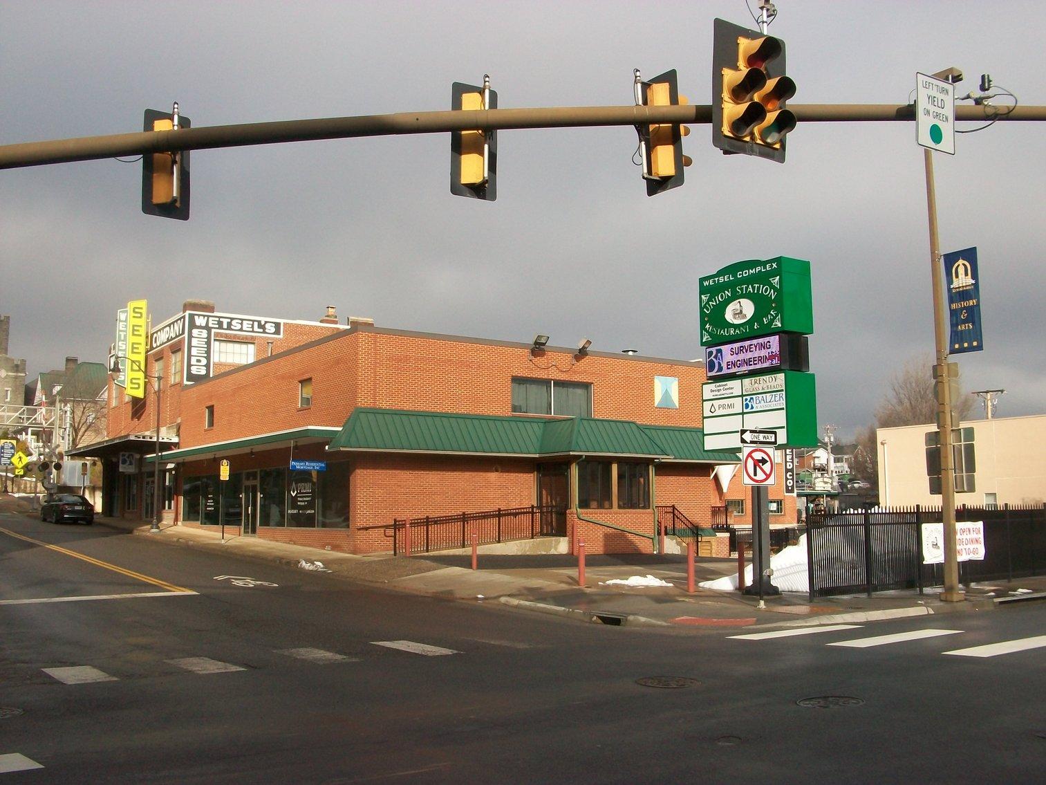 Image for WETSEL COMPLEX; HARRISONBURG, VA