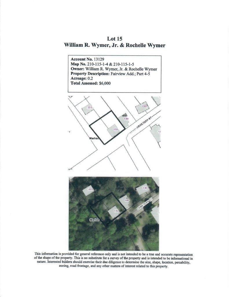 Image for William R. Wymer, Jr. & Rochelle Wymer