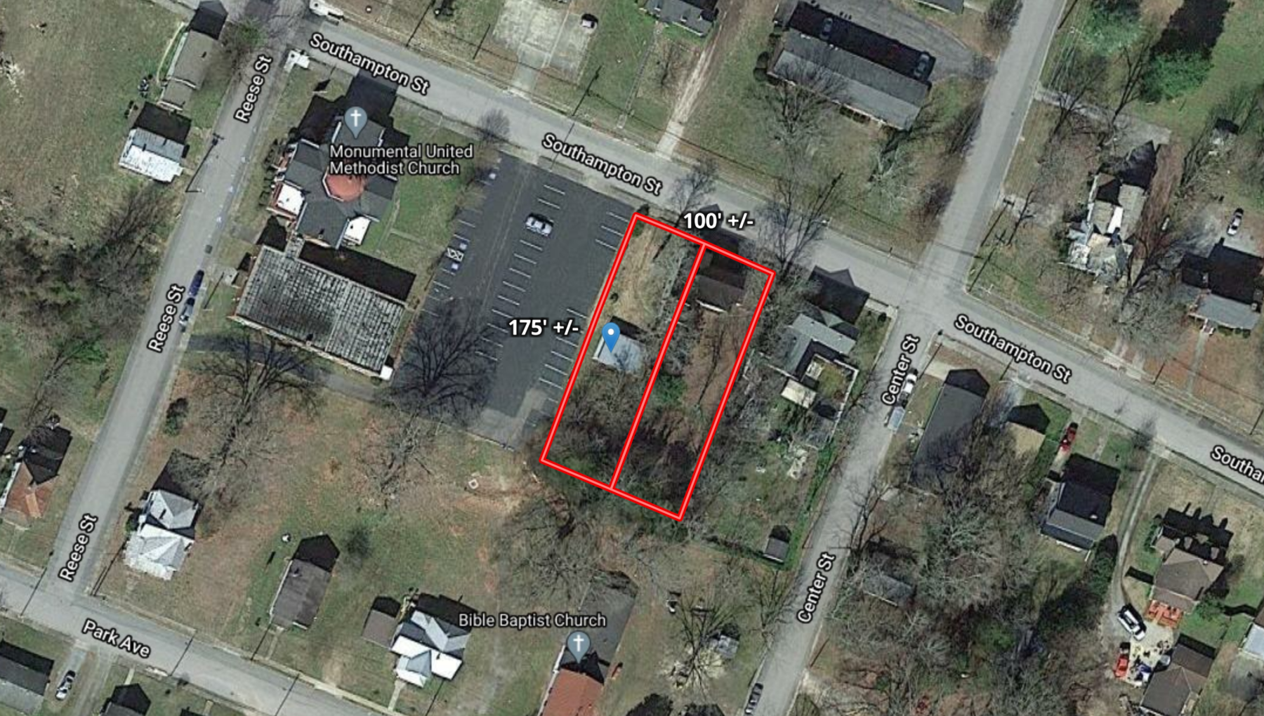 Image for 3 BR/2 BA Investment Property in Downtown Emporia, VA--SELLING to the HIGHEST BIDDER!!