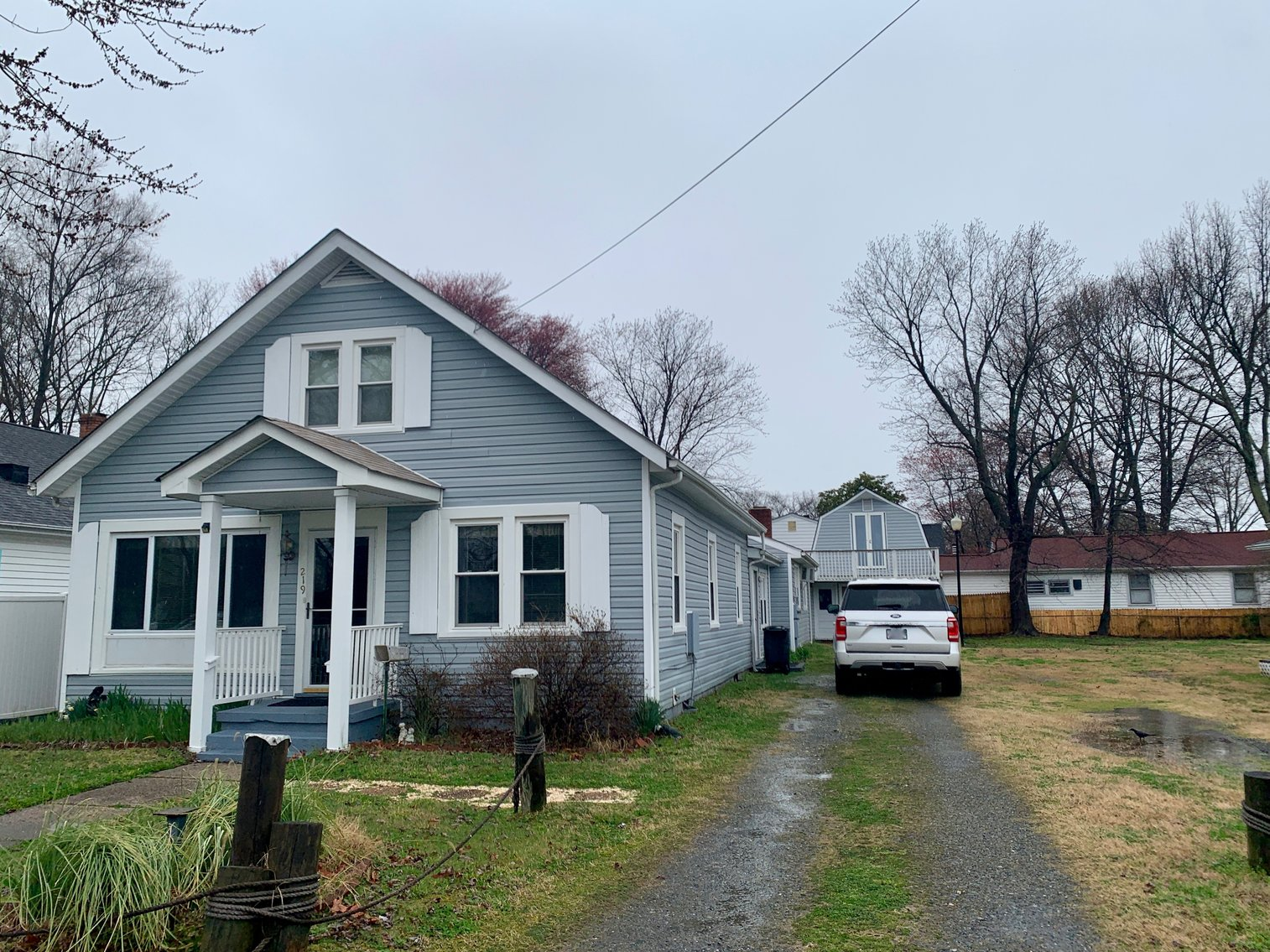 Image for 4 BR/2 BA Home w/Detached Garage/Shop Only 2 Blocks From the Potomac River--Colonial Beach, VA