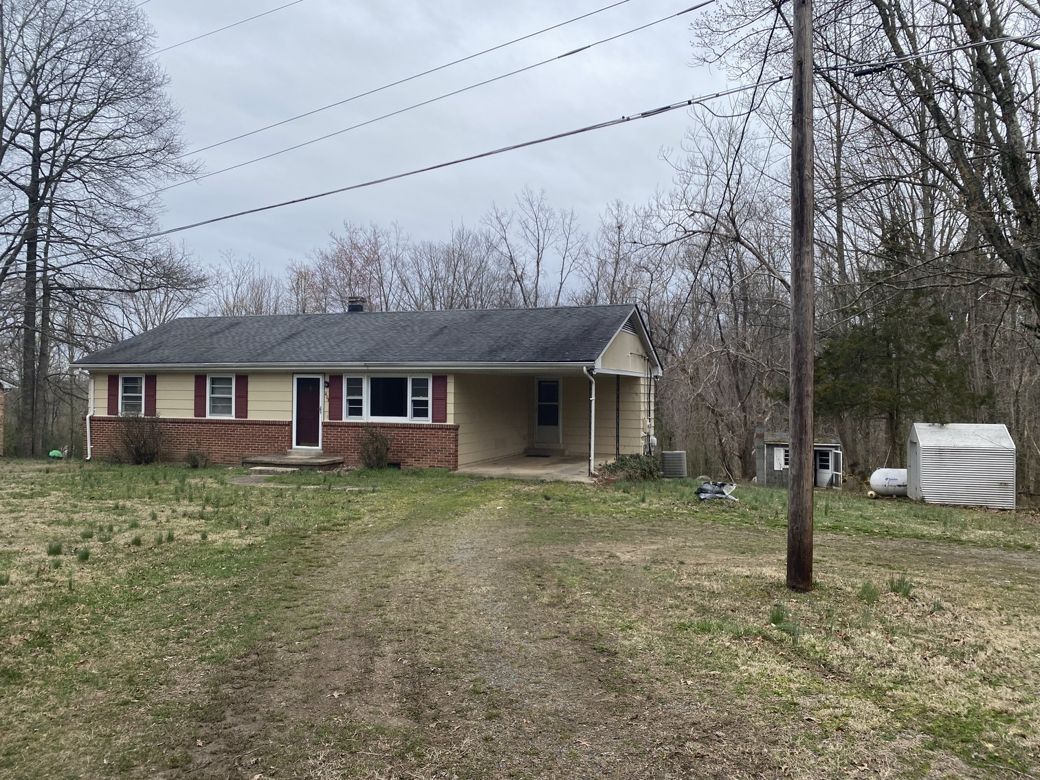 Image for 3 BR/1.5 BA Home on 1.6 +/- Acres in Madison County, VA