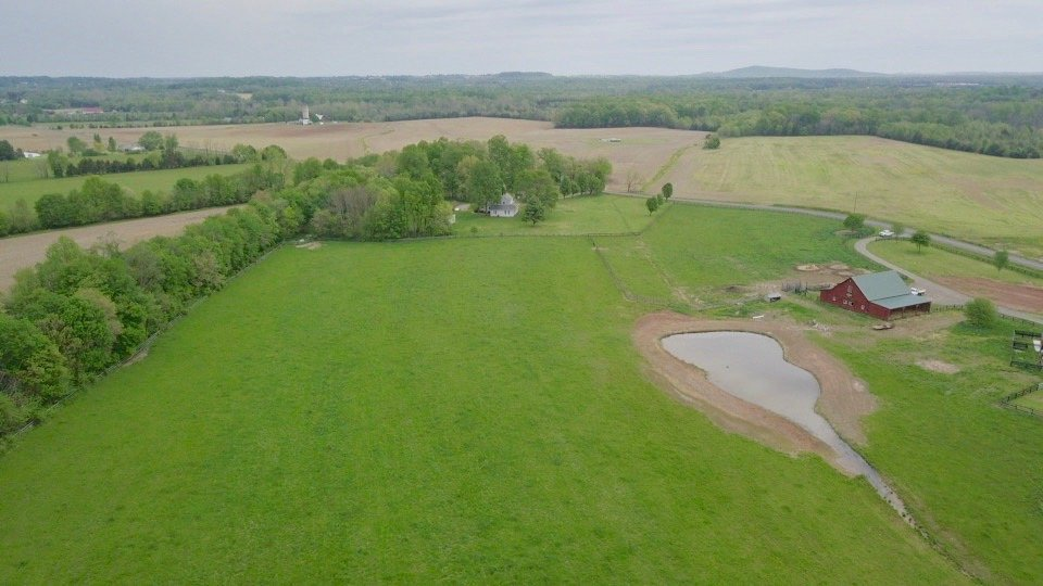 Image for 4 BR/2.5 BA Home on 20+ Acres w/Large Barn, Outbuildings, Fencing & More!--Culpeper County, VA