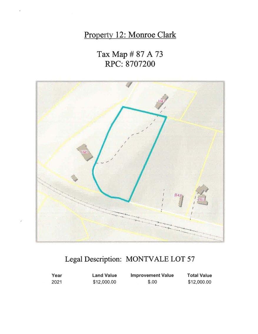 Image for Lot 57 on McDearmon Road in Montvale, Hays Meadow
