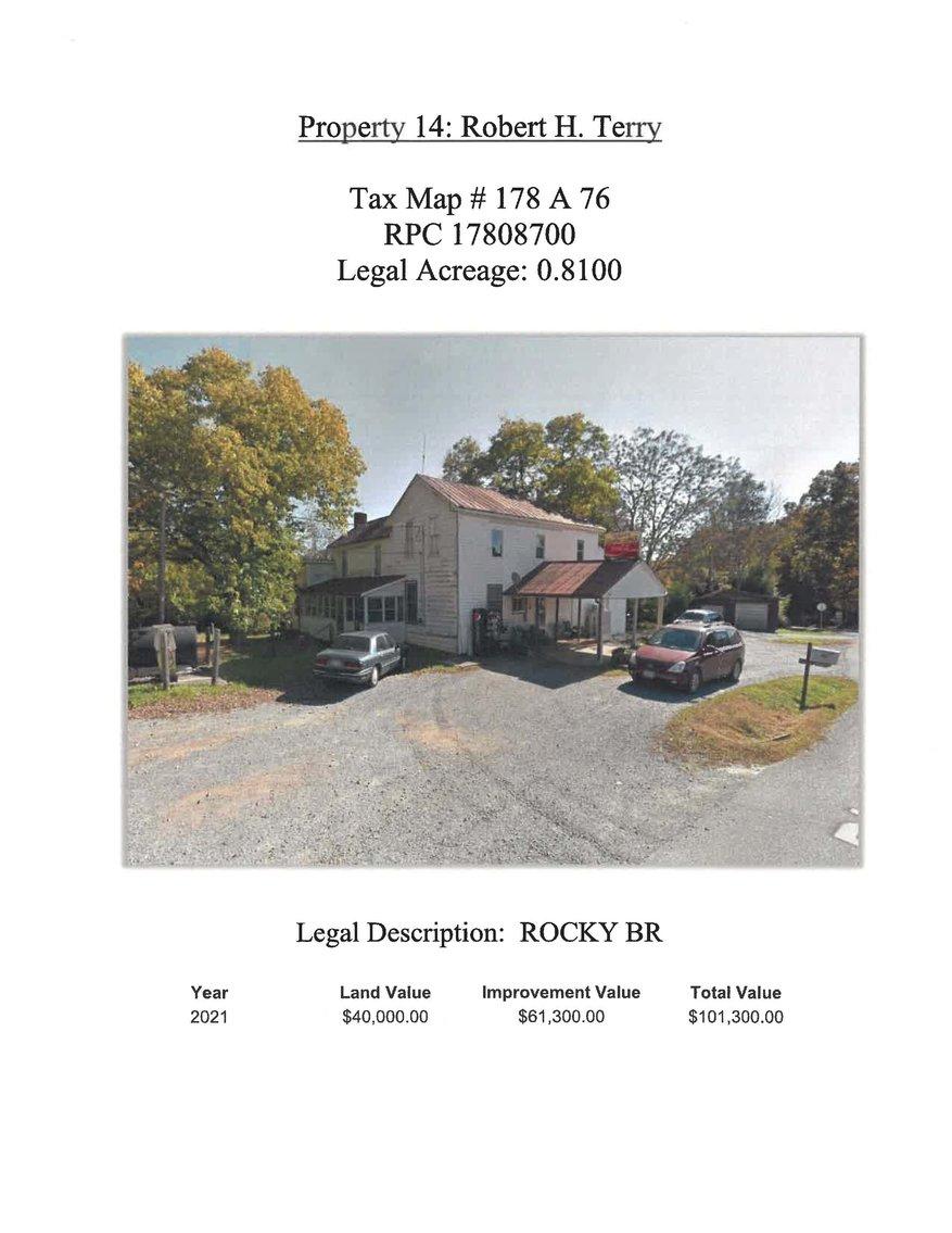 Image for 8924 Dickerson Mill Road, Moneta, 0.81 acre +/-