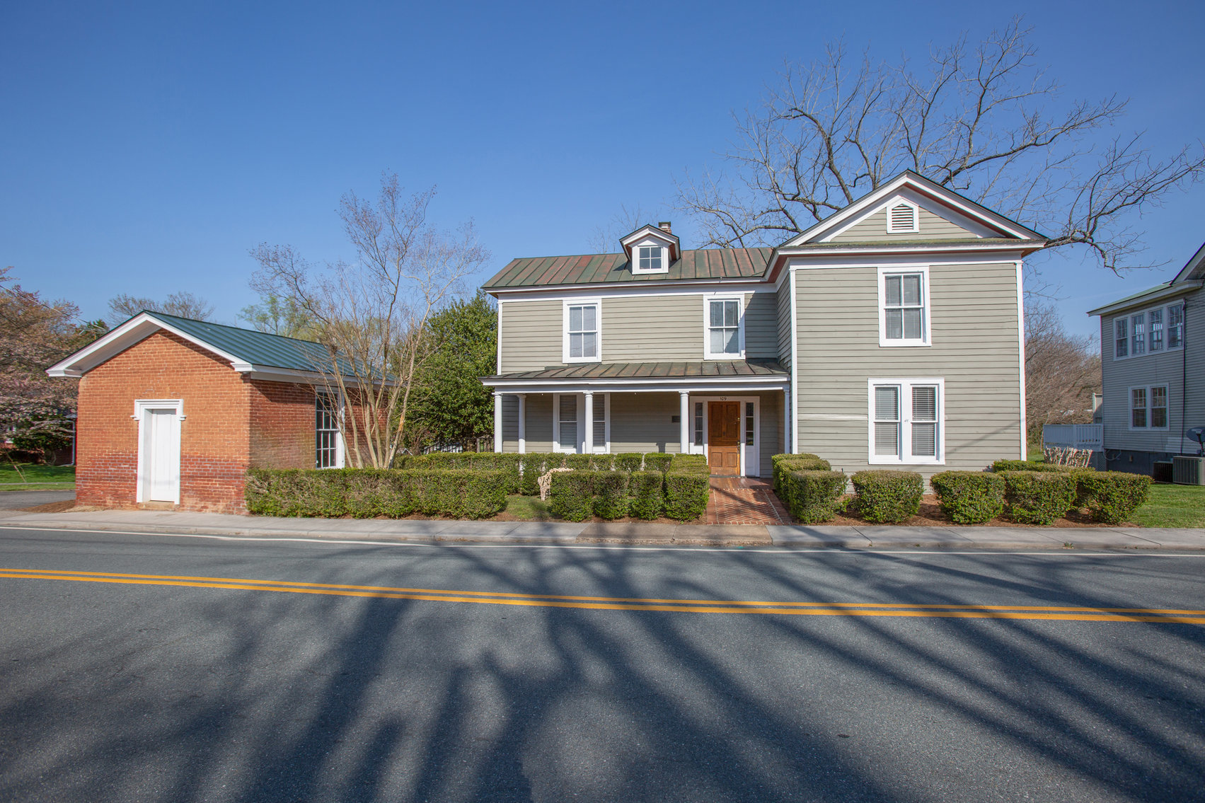 Image for 9 Room/2 Half Bath Home/Office Building (Circa 1905) on .50± Acres in Downtown Louisa, VA