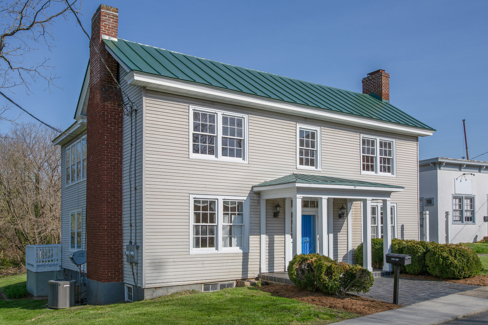 Image for 107 and 109 Elm Ave., Louisa, VA -- 8 Room/2 BA Home/Office Building (Circa 1859) on .277± Acres in Downtown Louisa, VA and 9 Room/2 Half Bath Home/Office Building (Circa 1905) on .50± Acres in Downtown Louisa, VA