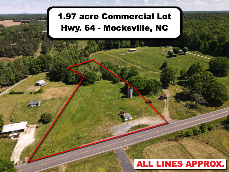 Commercial Lot - Hwy. 64 in Mocksville, NC