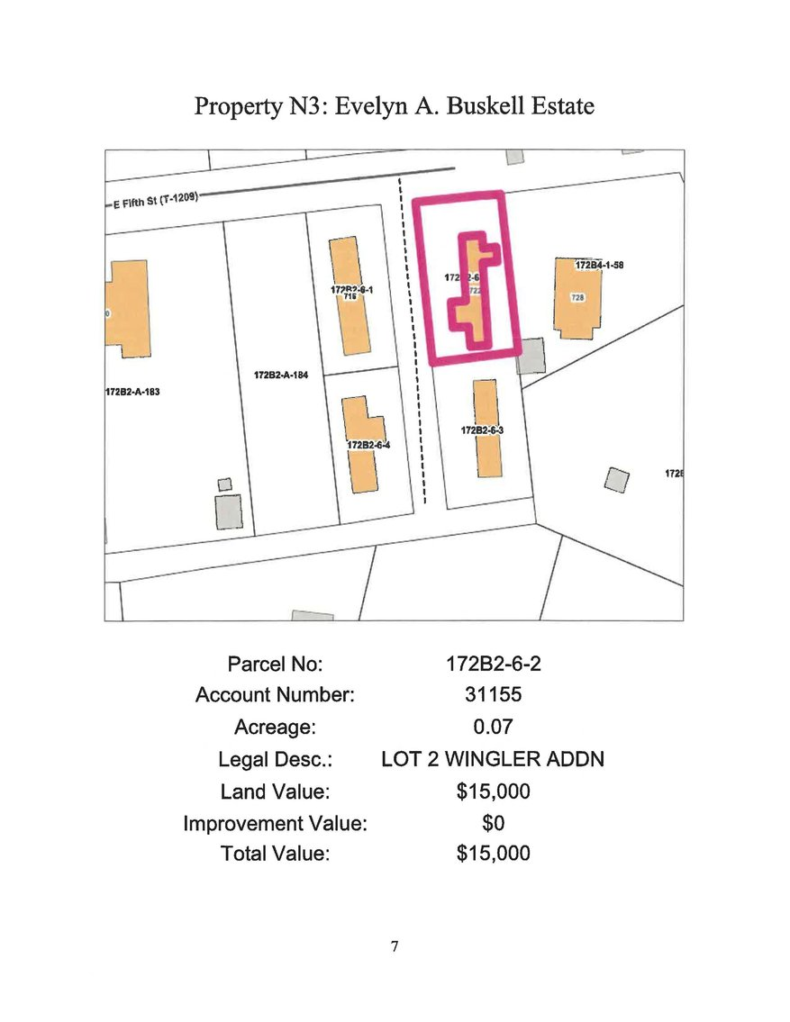 Image for N- 722 E. 5th Street, Town of Damascus, Lot 2, 0.07 acre +/-