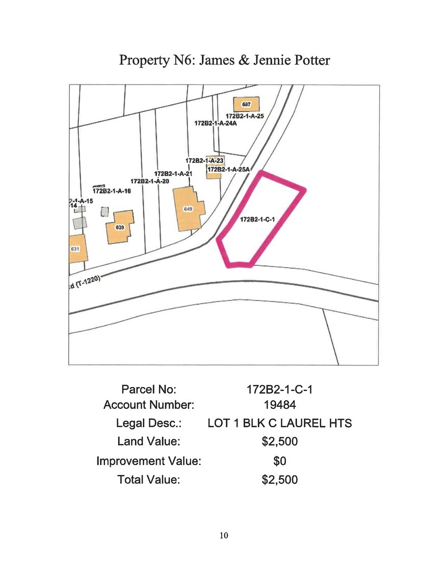 Image for N- Lot 1, Block C, Laurel Heights, corner of Cemetery Ridge and Damascus Drive, Town of Damascus
