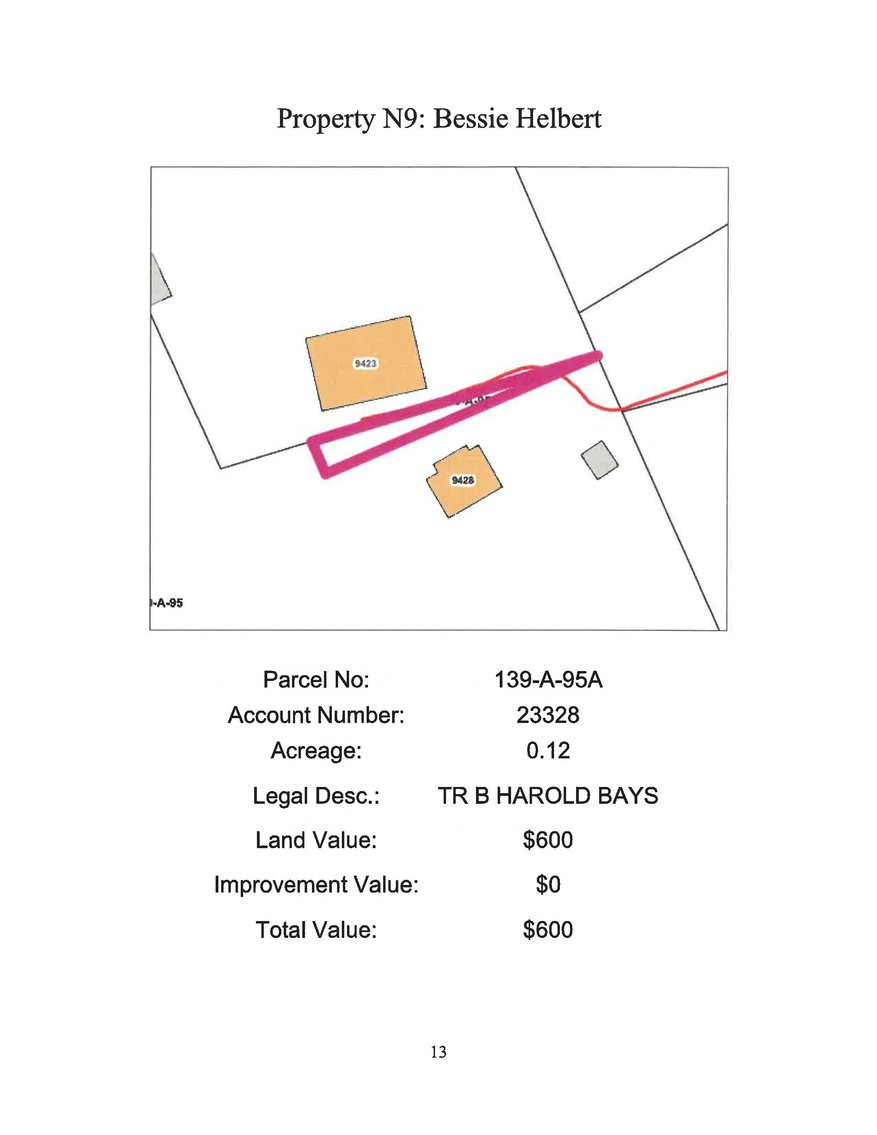 Image for N- 0.12 acre +/- part Tract B on Neyland Drive in Bristol