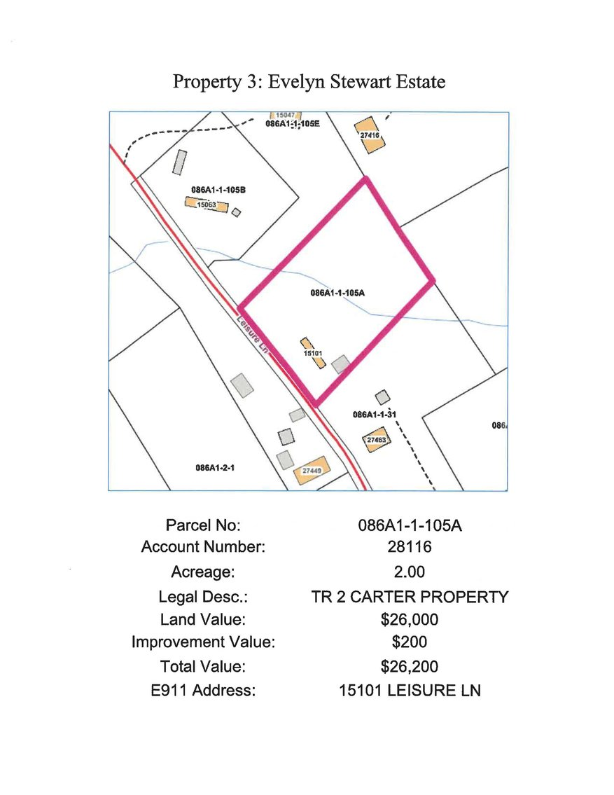 Image for 15101 Leisure Lane, Abingdon, 2.00 acres, more or less, Monroe Magisterial District