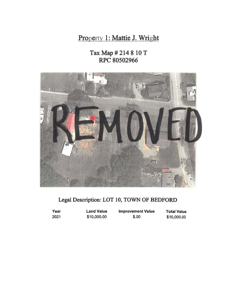 Image for REMOVED