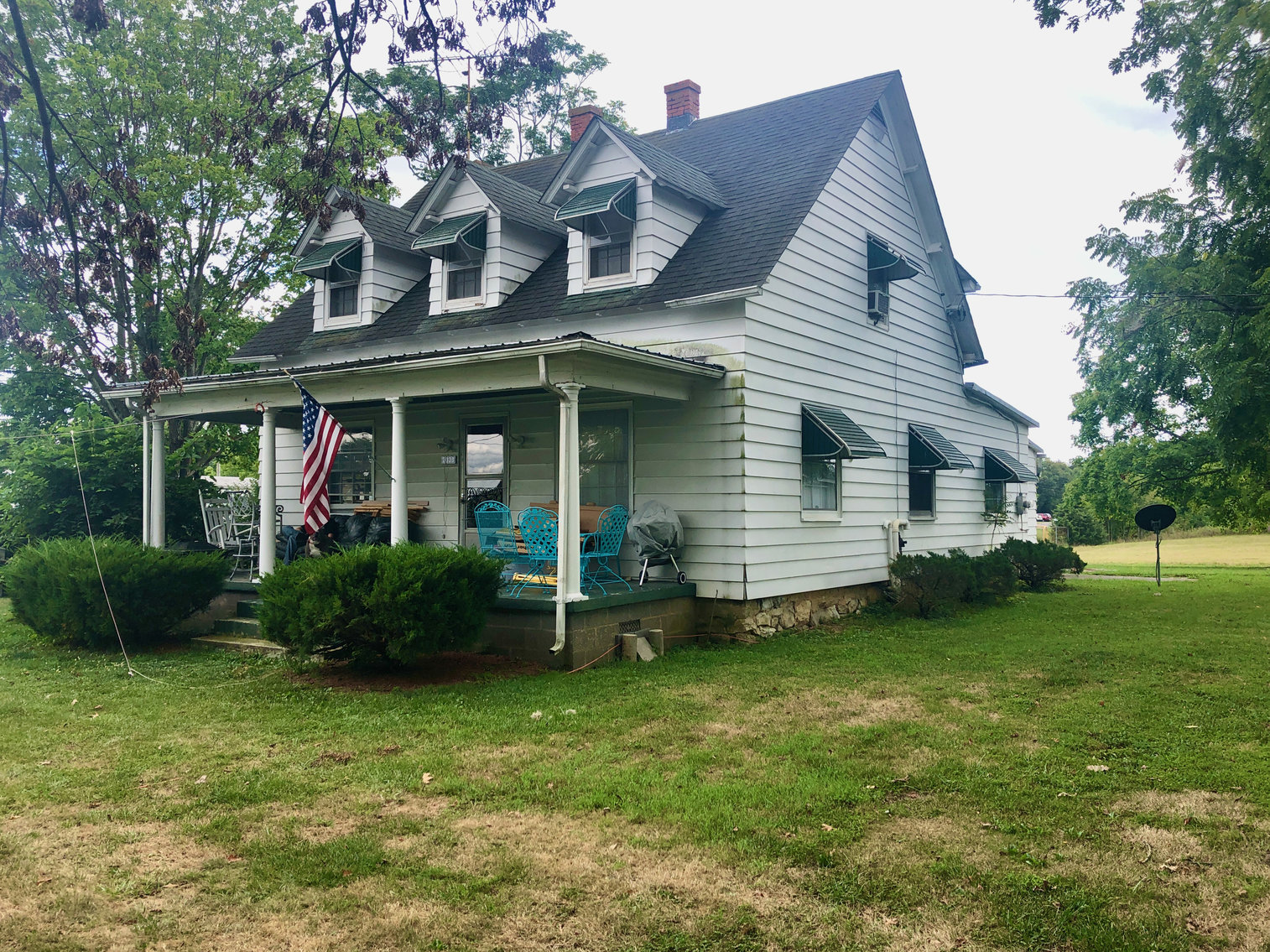 Image for 49.62 +/- Acres w/Income Producing Home, Pond & 2 Bay Shop/Garage--Frederick County, VA