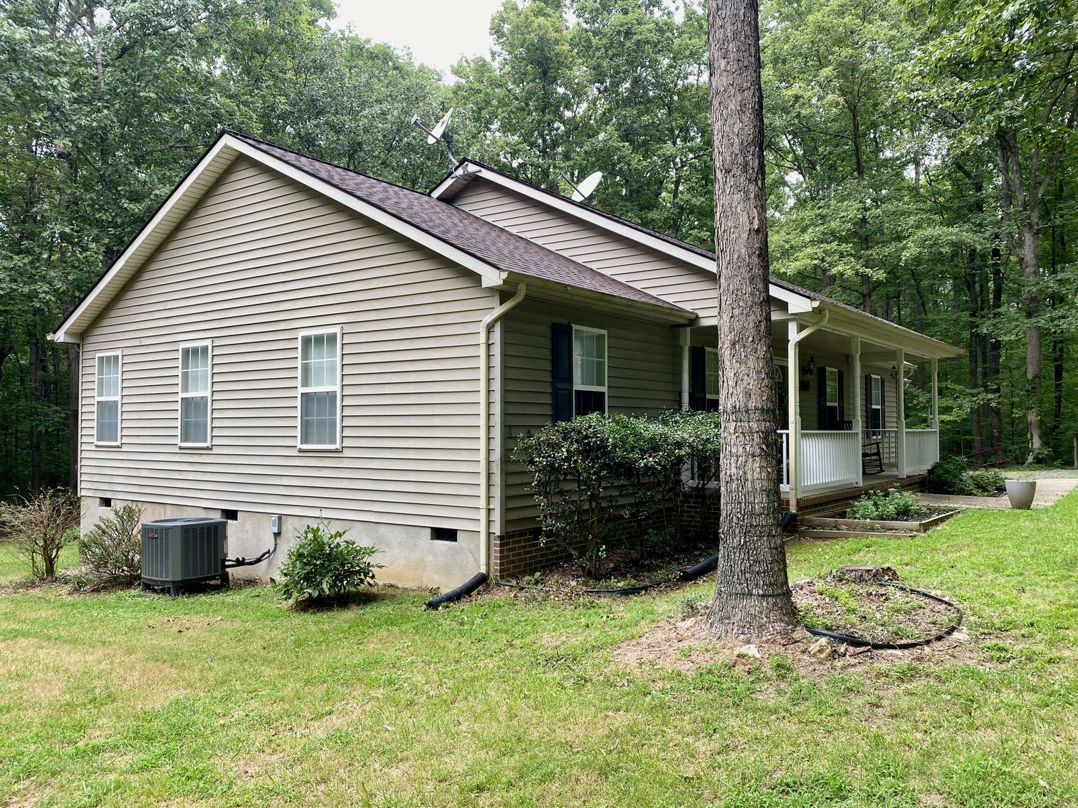Image for  Move-In Ready 3 BR/2 BA Home on 2.48 +/- Acres in Orange County, VA--SELLING to the HIGHEST BIDDER!!