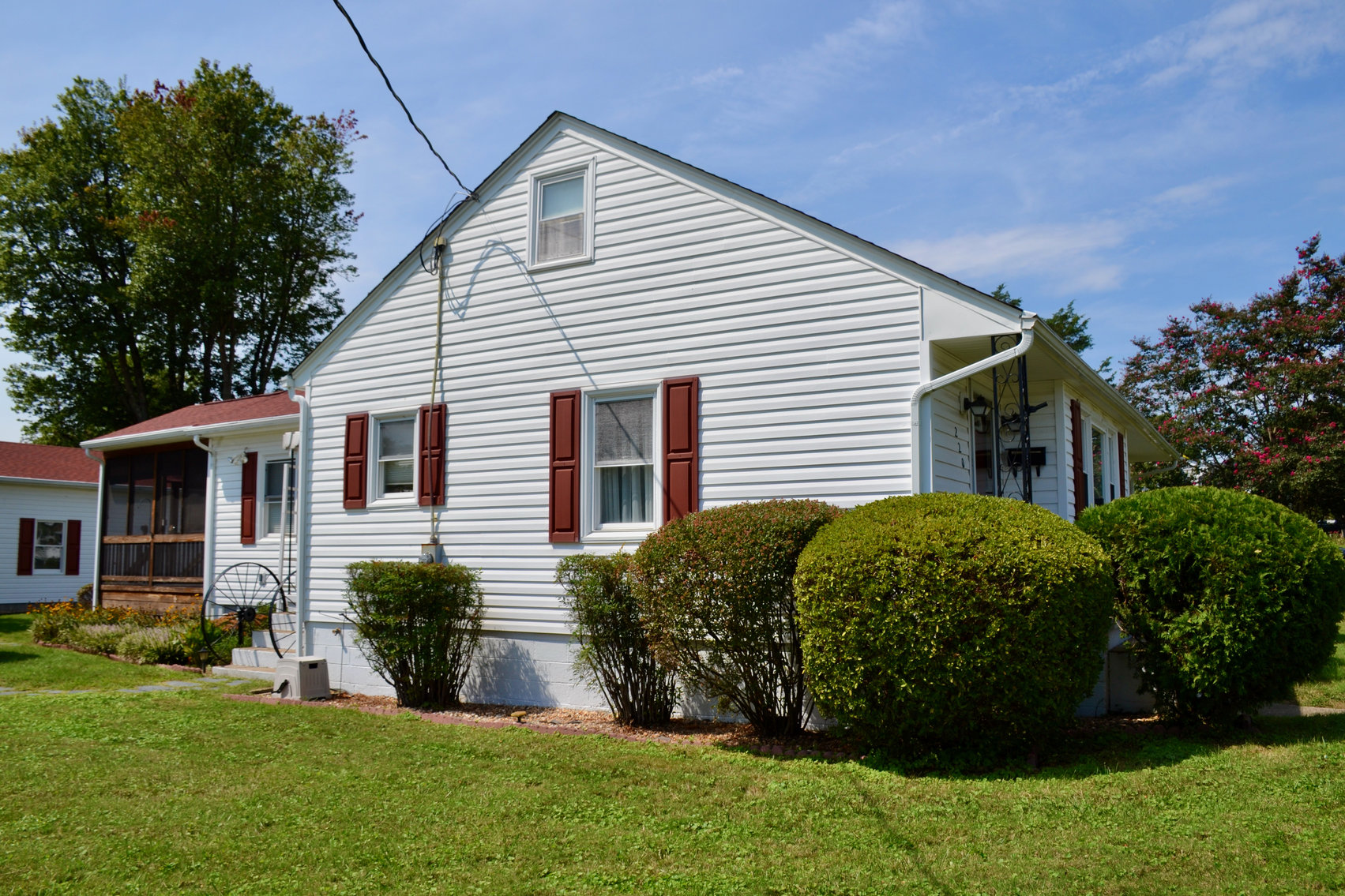 Image for 3 BR/2 BA Home w/Detached Garage/Shop on Double Corner Lot--Spotsylvania County, VA