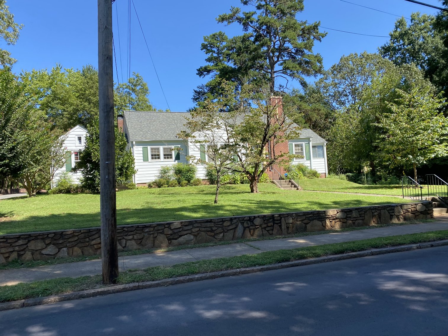 Ardmore Area Home & Vacant Lot
