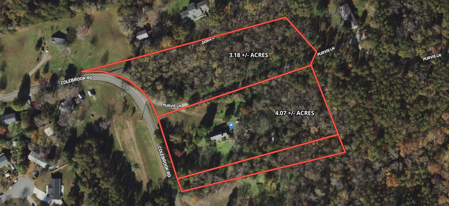 Image for Combo of Historic 3 BR Home & Several Outbuildings on 4 +/- acres  and 3.18 +/- Acre Land Parcel in Stafford County, VA--SELLS to the HIGHEST BIDDER!!