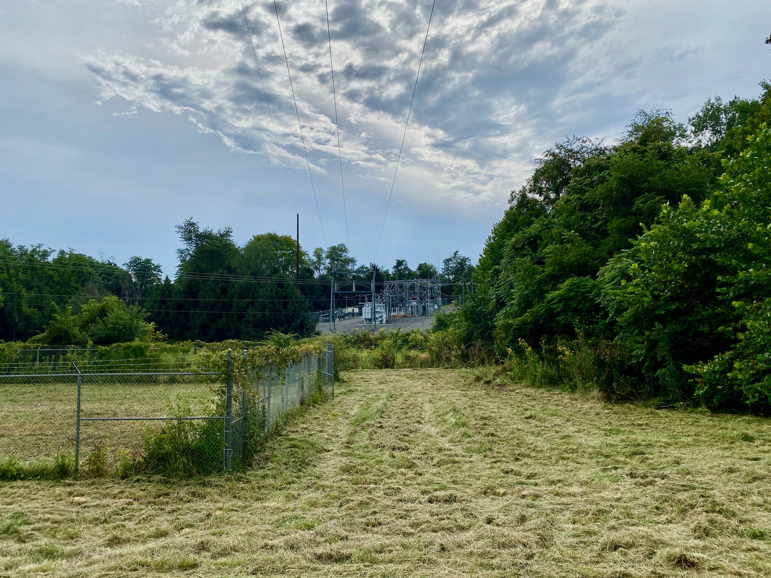 Image for 3.57 +/- Acre Parcel w/Fenced Storage Lot in Orange County, VA--ONLINE ONLY BIDDING!!