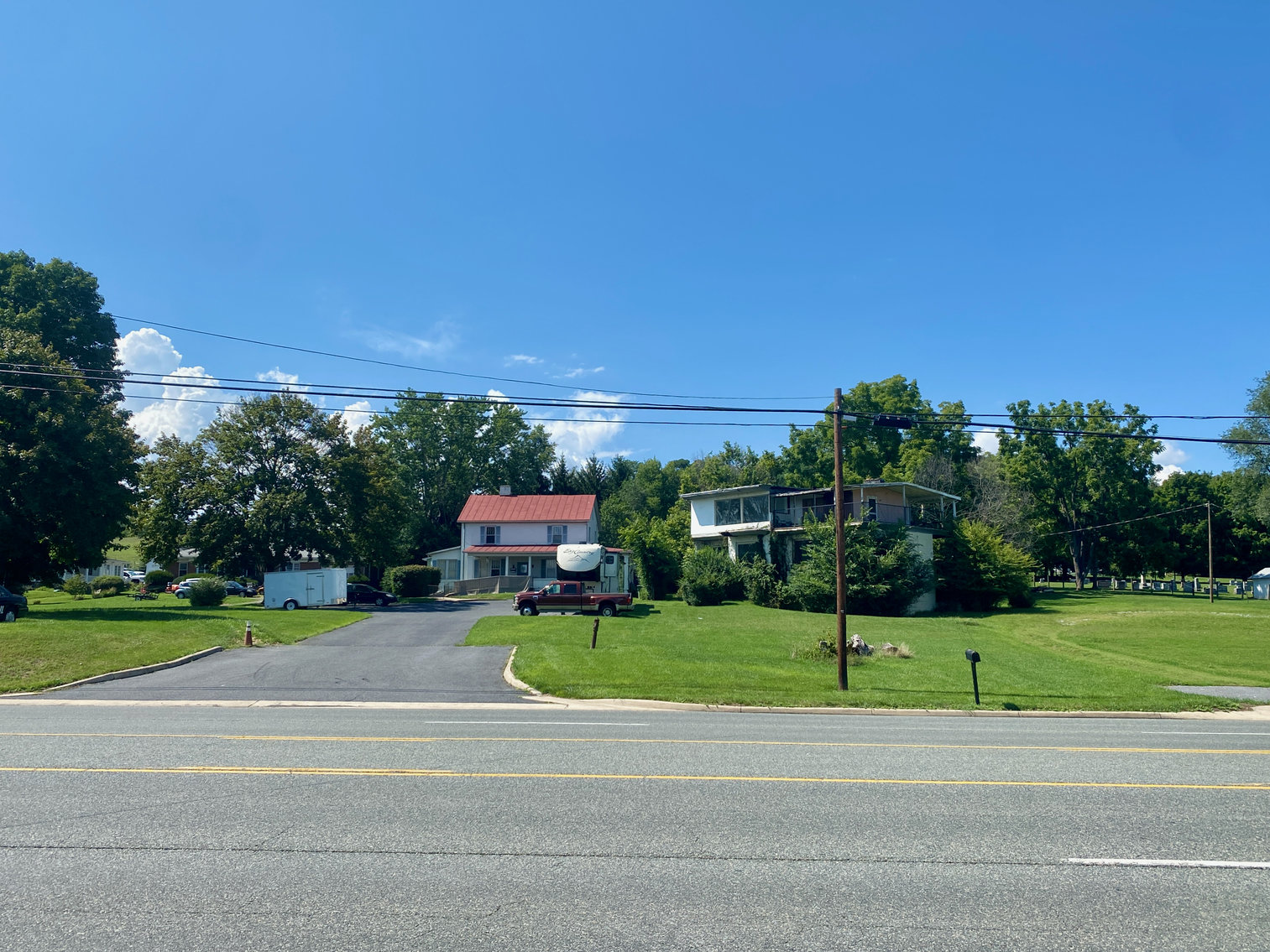 Image for .73 +/- Acres w/2 Story Structure Fronting Rt. 11 (Lee Hwy.) in Augusta County, VA--SELLING to the HIGHEST BIDDER!!