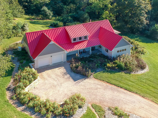 FOR SALE: Exceptional Green Home on 111 Acres