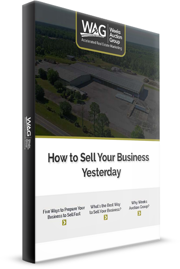 How to Sell Your Business Yesterday