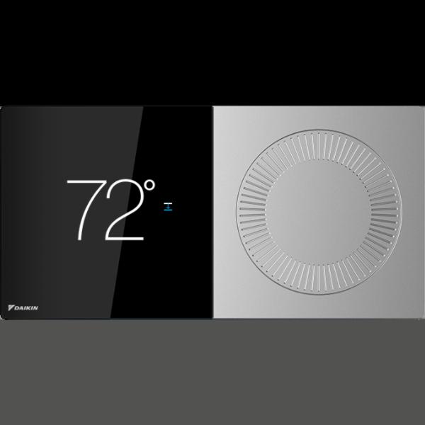 Daikin One+ thermostat.