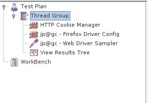 "add ""Thread Group"" to your ""Test Plan"""