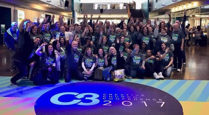 Why This Pastor Brings his Entire Team to C3