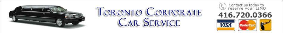 Toronto Corporate Car Service