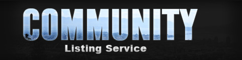 Community Listing Service